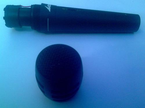 micrófono dinámico profesional para sonido y kareoke
