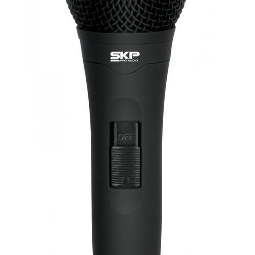 micrófono dinámico skp pro 92xlr