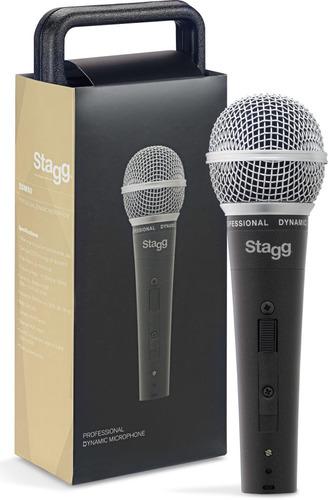 microfono dinamico stagg