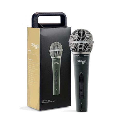 micrófono dinámico stagg sdm50