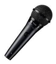 microfono dinamico vocal shure pga-58 xlr