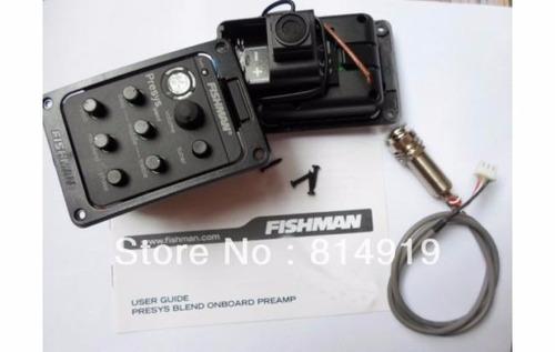 microfono fishman presys blend 301(envio gratis)