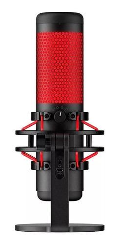 microfono gaming hyperx quadcast - hx-micqc-bk - cs