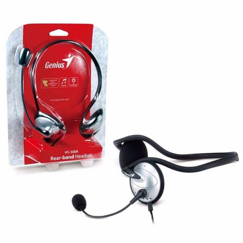 microfono genius auriculares con
