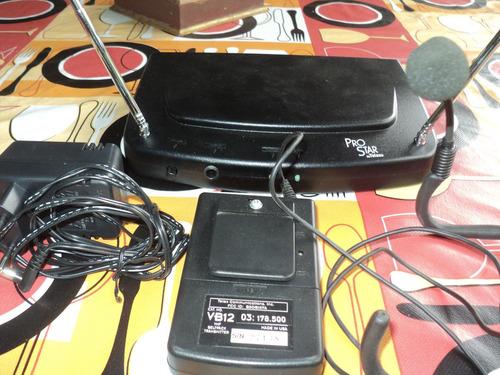 microfono head set telex/usa