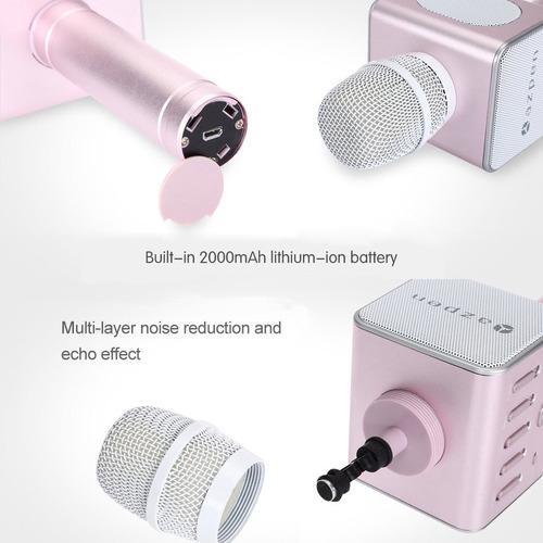 microfono inalambrico ak47 azpen portatil 2 1 bluetooth