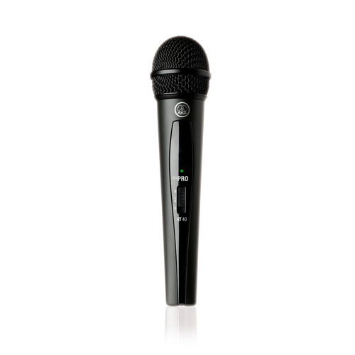 micrófono inalámbrico akg wms40 mini us45b - 101db