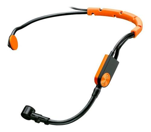 micrófono inalámbrico de diadema shure blx14/sm31