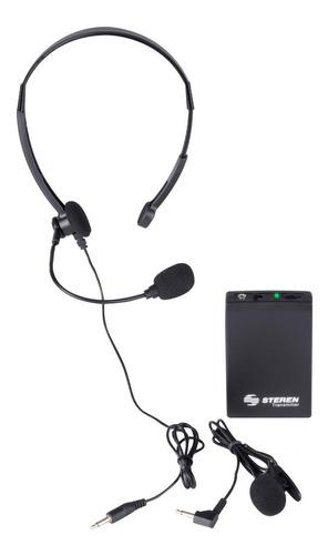 micrófono inalámbrico de solapa y/ o diadema