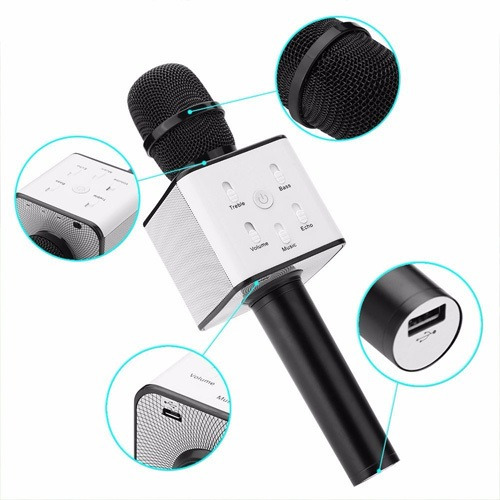 microfono inalambrico karaoke bluetooth
