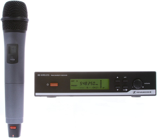 microfono inalambrico sennheiser