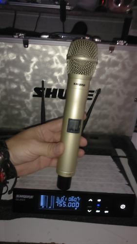 microfono inalambrico shure  chino