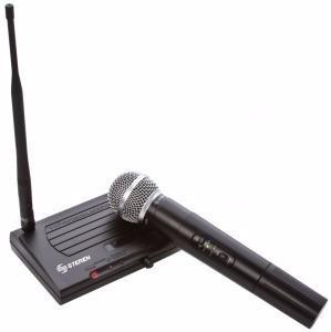 microfono inalambrico uhf de mano. wr-806uhf nuevo garantia