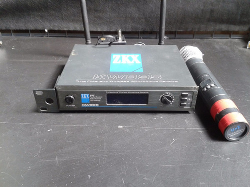 micrófono inalámbrio zkx k895