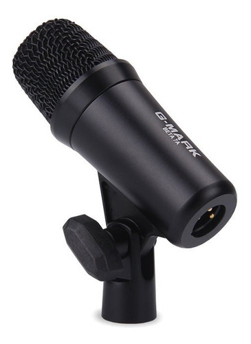 micrófono instrumentos musicales