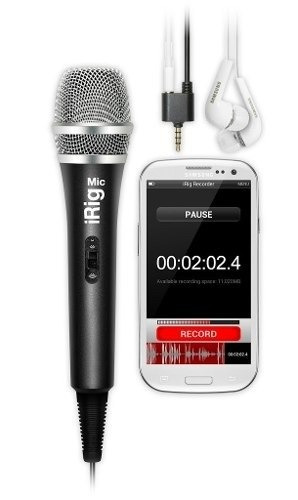 microfono irig mic ik multimedia