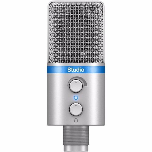 microfono irig mic studio digital sellado d fabrica