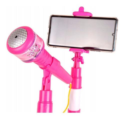 microfono juguete karaoke infantil niñas mp3