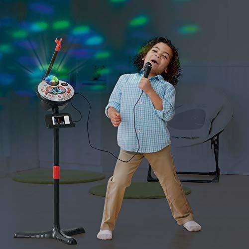 micrófono karaoke musical