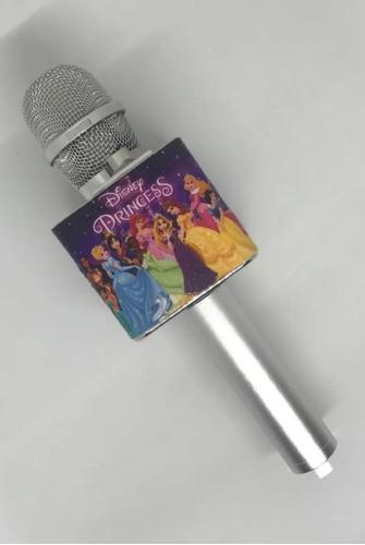 micrófono karaoke niño niña grabador de voz bluetooth infant