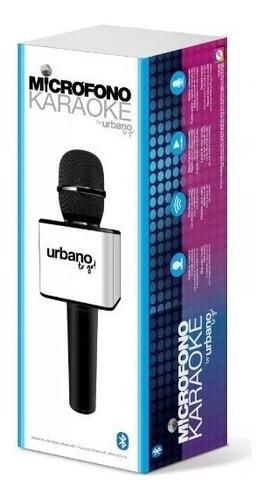 micrófono karaoke urbano bluetooth *itech