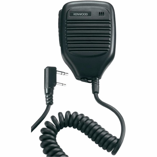 microfono kenwood kmc-21 solapa liviano para radio portátil