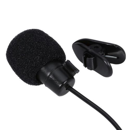 microfono lavalier, balita, de corbata, lapel