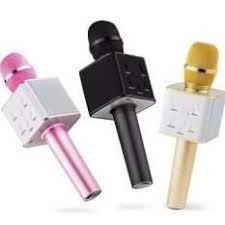 microfono lujo karaoke mp3 bluethoo youtube karaoke spotify