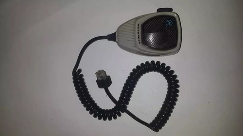 microfono  motorola  para radios bases