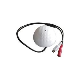 Micrófono Omnidireccional, Tipo Pelota De Golf Mic-302