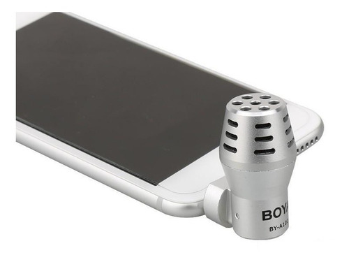 microfono p/ celular smartphone iphone ipad tablet by-a100