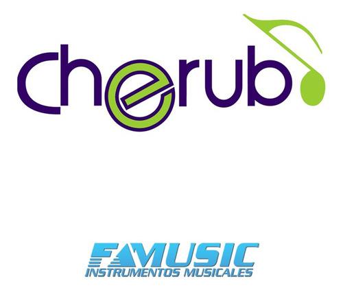 microfono p/ violin cherub wcp60v de contacto