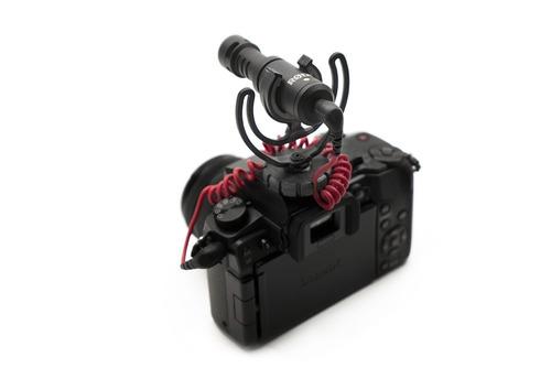 micrófono para cámara
