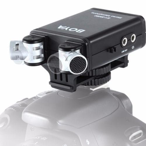 micrófono para cámaras