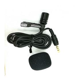 Micrófono Para Celular O Smartphone 3.5mm Lavalier 1.80cms