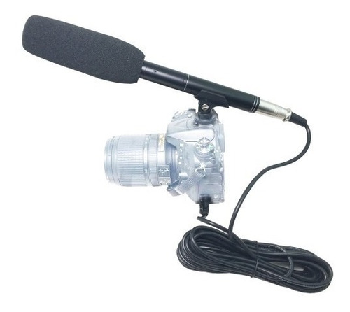 micrófono para celulares, tablets, cámaras o bocinas