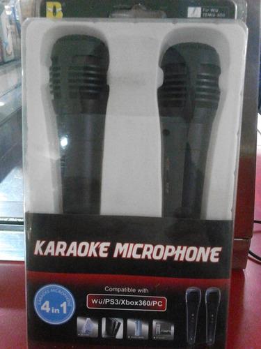 microfono para consolas