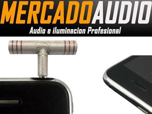 microfono para ipod **alta calidad**garantia 1 año
