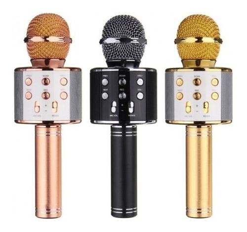 microfono parlante karaoke
