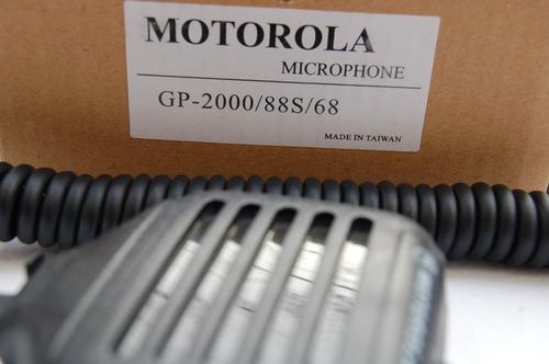 microfono parlante peras motorola