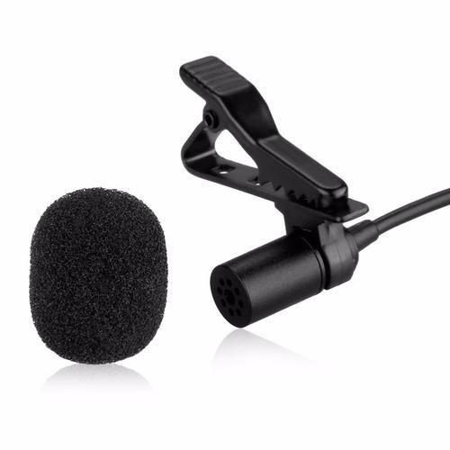 microfono pechero solapero boya m1 camara dslr smartphone