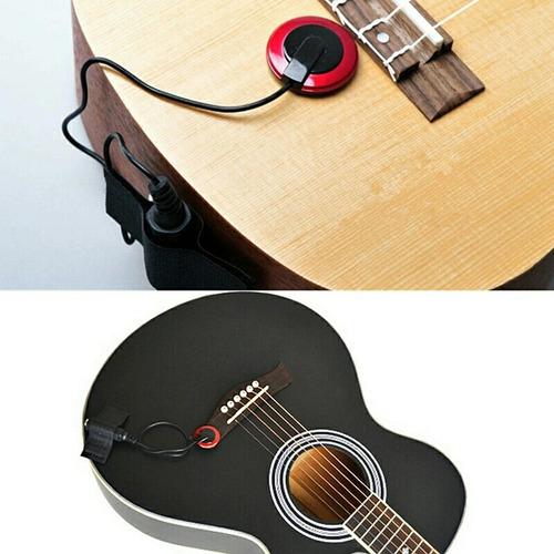 microfono piezo electrico para banjo,guitarra,violin