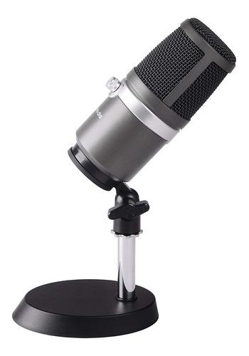 micrófono profesional avermedia usb am310 blue yeti