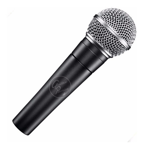 microfono profesional dinamico sn58 sm58 + cable #143