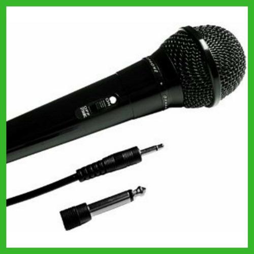 microfono profesional karaoke one for all sv5900 pc audio