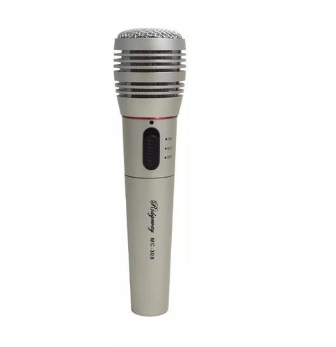 micrófono ridgeway inalambrico incluye cable baterias- te491