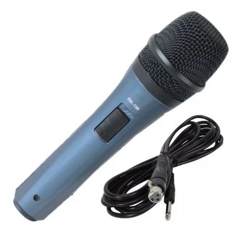 microfono ross fm138 para cantante karaoke
