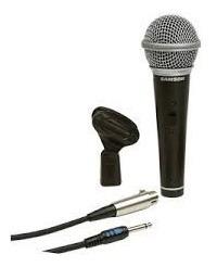 microfono samson scr21s dynamic w/switch