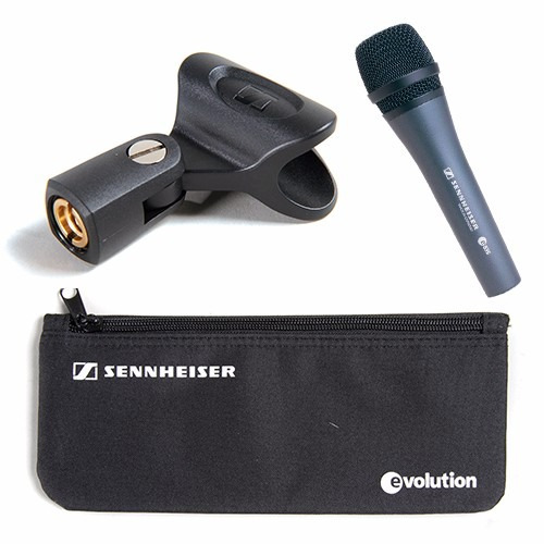 microfono sennheiser dinamico