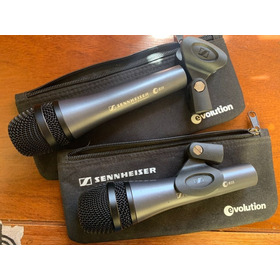 Micrófono Sennheiser E 835 (2 Unidades)